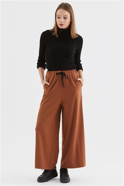 Pants-Milk Brown V19KPNT35003-37