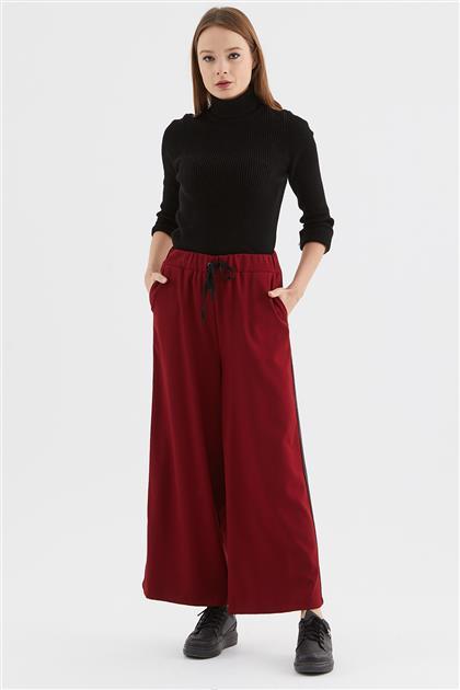 Pants-Claret Red V19KPNT35003-24