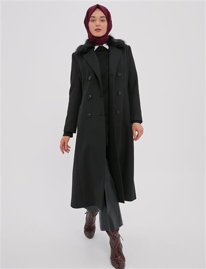 جاكيت طويل-أسود KA-A20-18004-12