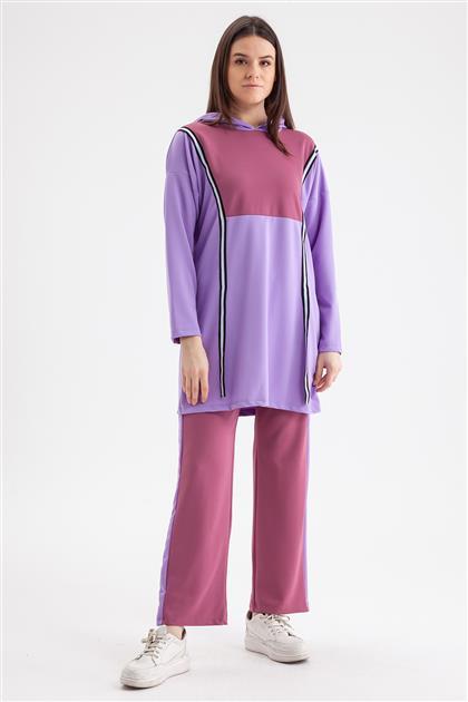 Suit-Purple MPU-0W72879-45