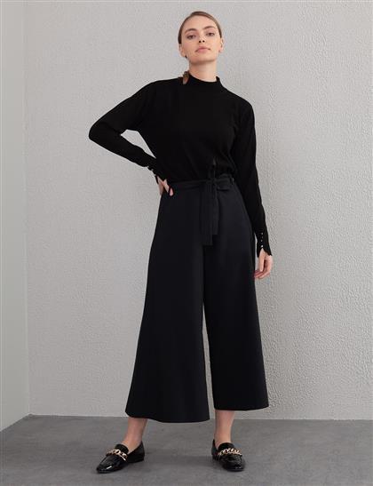 Pants-Black KY-A20-79558-12