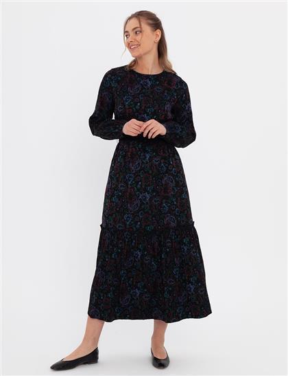 Elbise-Bordo KY-A20-83023-26