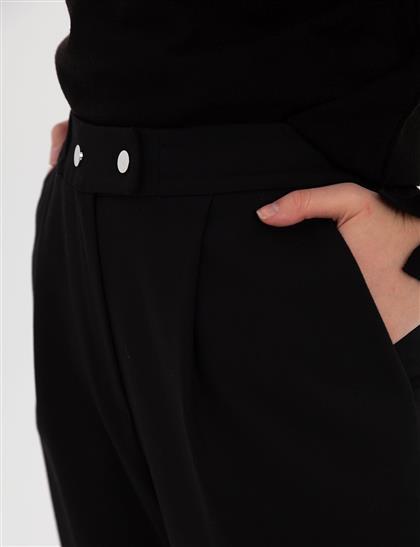 Pantolon-Siyah KA-A20-19236-12