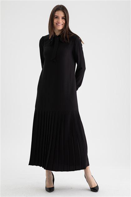 Elbise-Siyah V19KELB17012-01