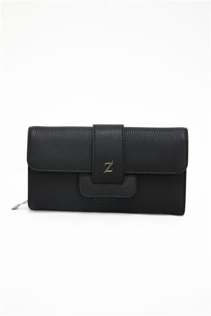 Black Wallet C0009 Z20YB0009CZD102-R1210