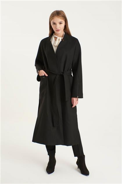 Coat Black 12361 Z20KB12361ZBM10002-R1210
