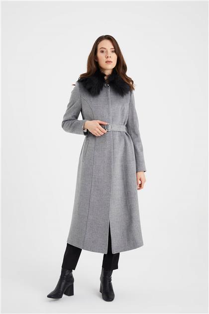 Coat Gray 12324 Z20KB12324ZBM10002-R1090