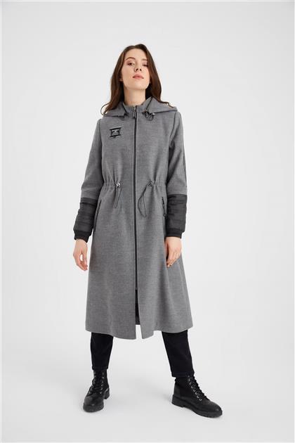 Gray Coat 12340 Z20KB12340KB100001-R1090