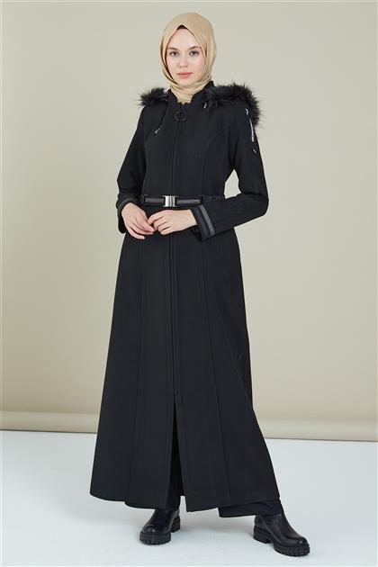 Coat Black 12074 Z20KB12074MN100001-R1210