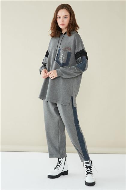 Suit Gray SPORT-0002 Z20KB0002TKM100001-R1090