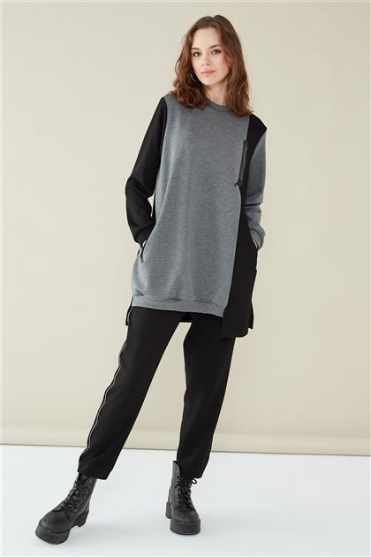 Suit Gray - Black SPORT-0008 Z20KB0008TKM100001-R1090