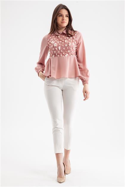 Blouse-Powder 3463-41