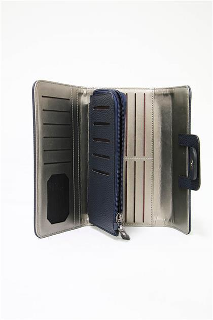 Navy Blue Wallet C0009 Z20YB0009CZD102-R1150