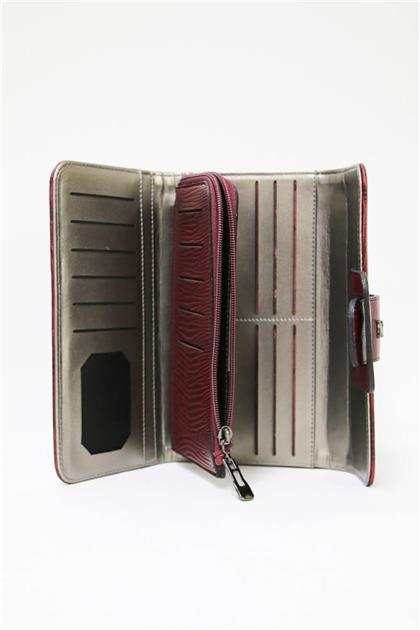 Claret Red Wallet C0009 Z20YB0009CZD101-R1053