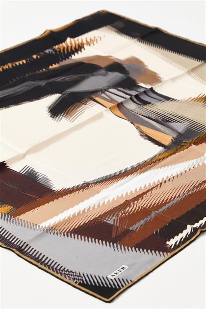 Silk Twill Scarf 8186713-912