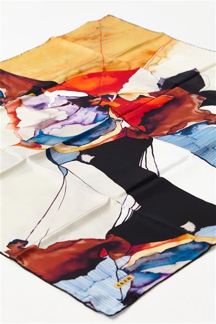 Silk Twill Scarf 8127713-913