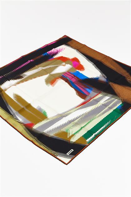Silk Twill Scarf 8186713-911