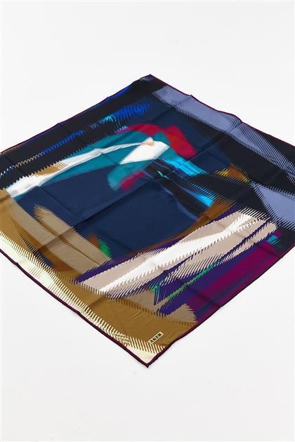 Silk Twill Scarf 8186713-914