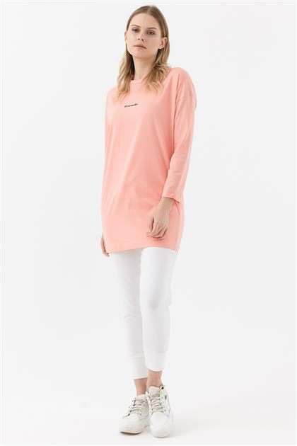 Tunic-Light Pink UZ-1W0070-119