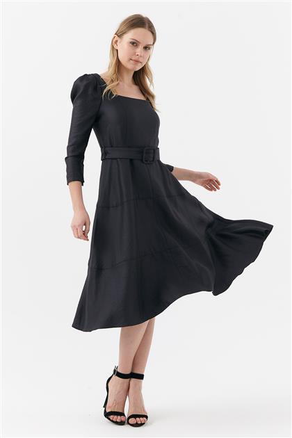 Elbise-Siyah KA-B20-23072-12