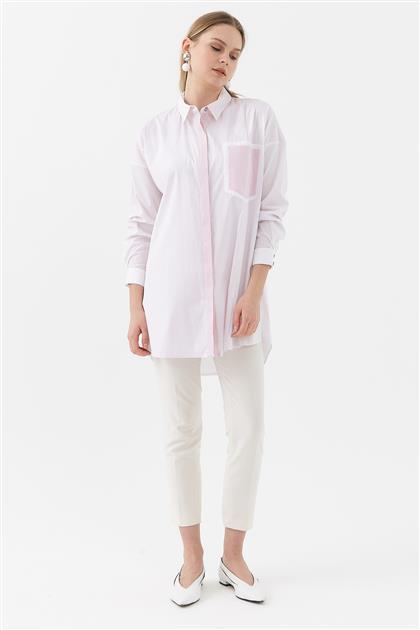 Tunic-Pink KY-B20-81339-17