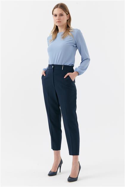 Pants-Navy Blue KY-B20-79013-11