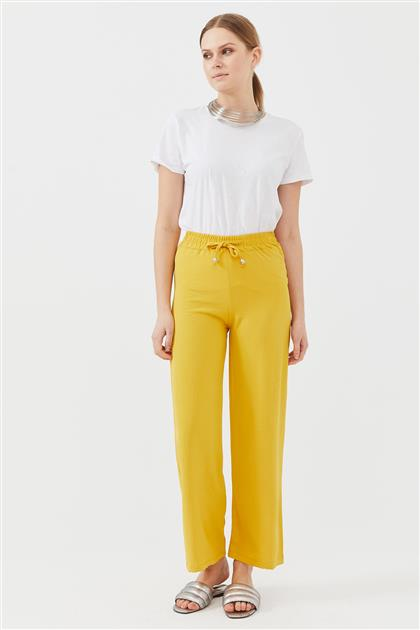 Pants-Yellow UZ-1W0034-03