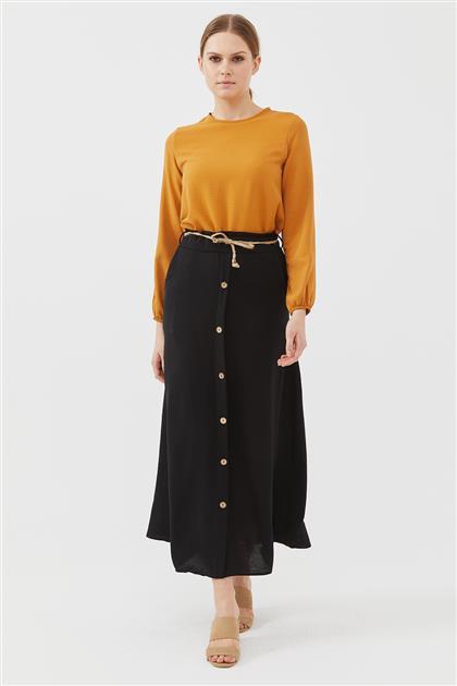 Skirt-Black UZ-1W0046-12