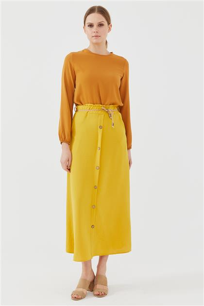 Skirt-Yellow UZ-1W0046-03