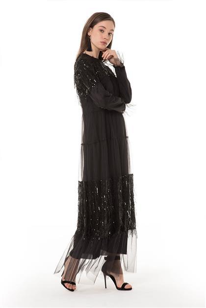 Black Dress V20YELB17029