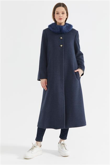 Coat-Navy Blue KA-A20-17012-11