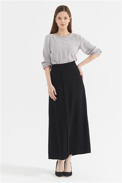 Skirt-Black KA-A20-12006-12