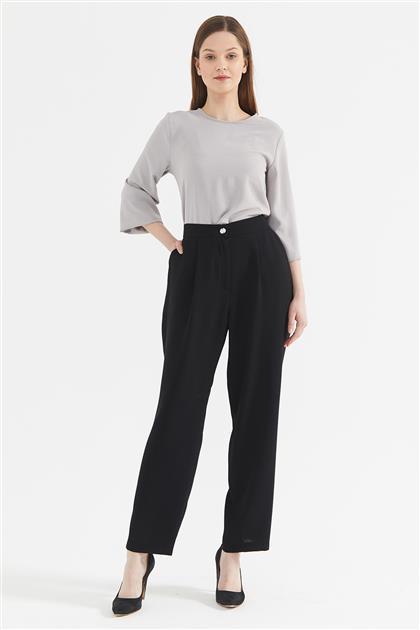 Pantolon-Siyah KA-A20-19008-12