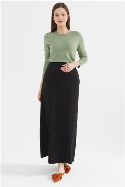 Skirt-Black KY-A20-72507-12
