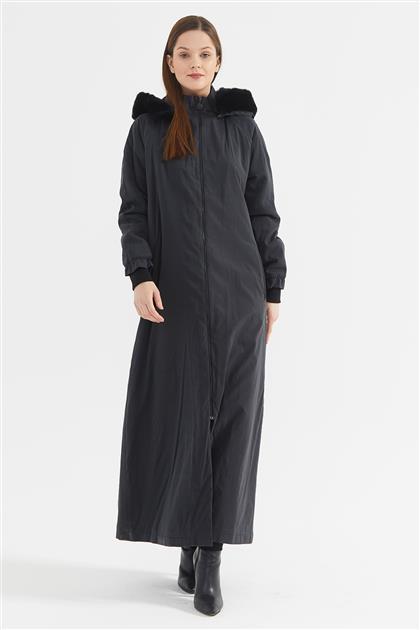 Coat-Black KA-A20-27102-12