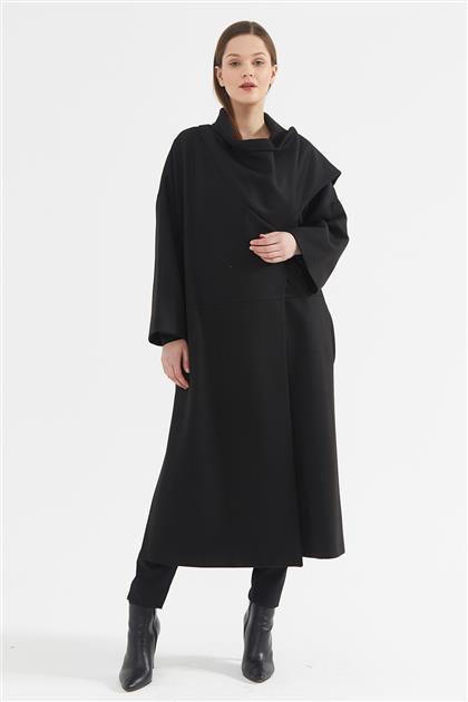 Coat-Black KA-A20-17033-12