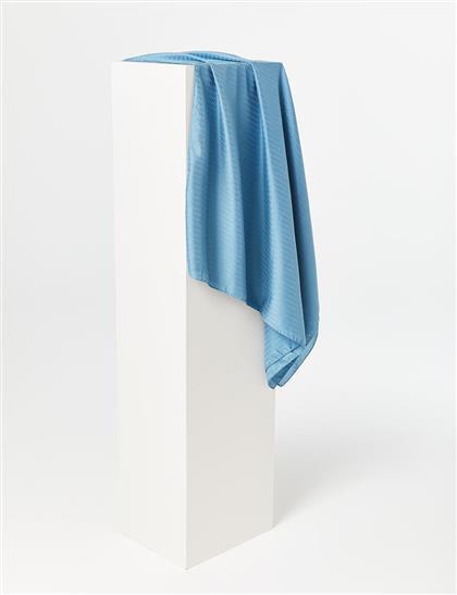 PES Kutu Şal Mavi B21 SAL41