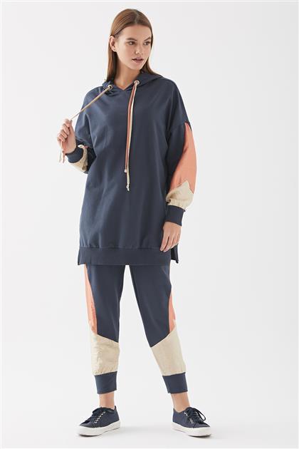 Suit-Navy Blue 30623-17