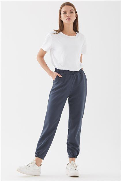 Pants-Navy Blue 30697-17