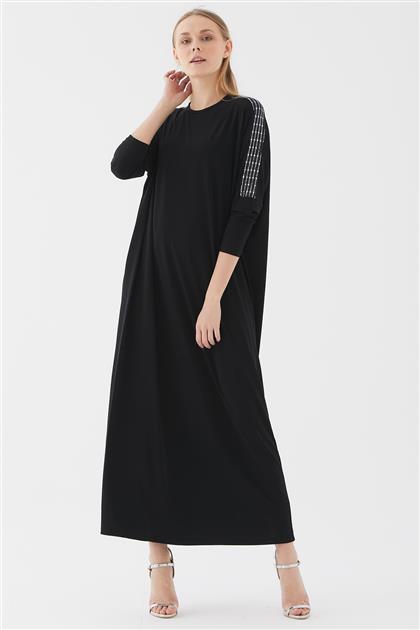 Elbise-Siyah UAF-1S1671-01
