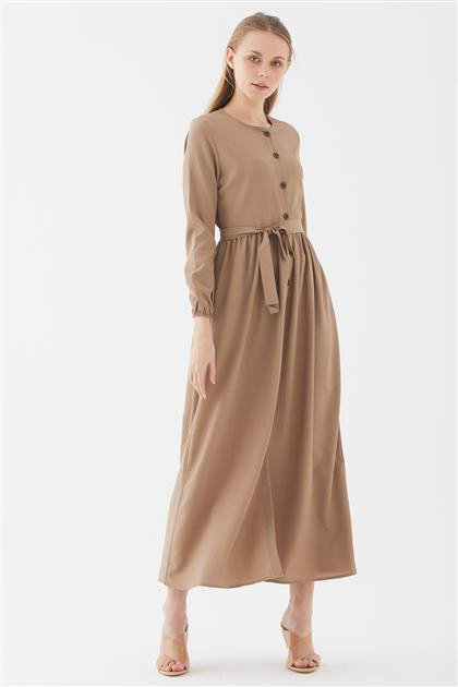 Dress-Beige UA-1S20003-11