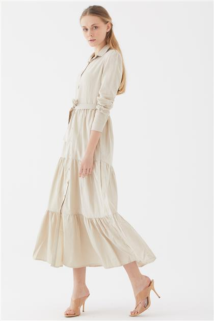 Dress-Cream UA-1S20004-12