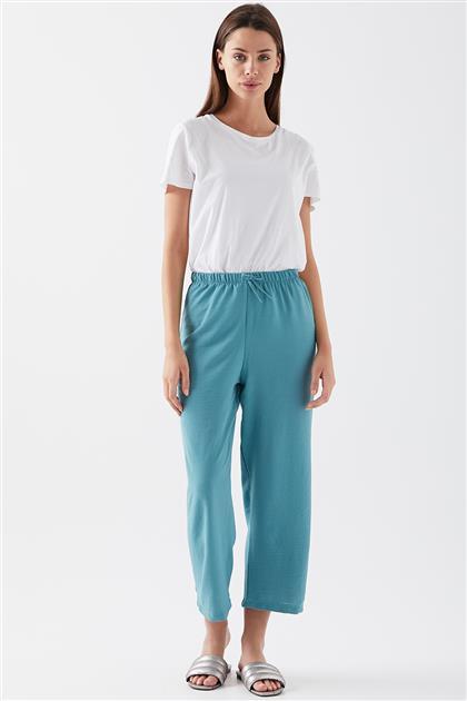 Lastik Bel Pantolon-Mint 1082641-24