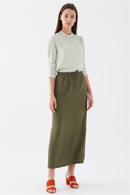 Skirt-Khaki 1082639-27