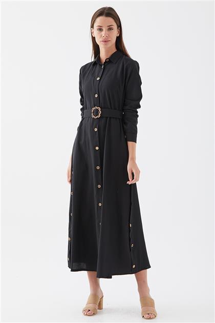 Elbise-Siyah 111627-01