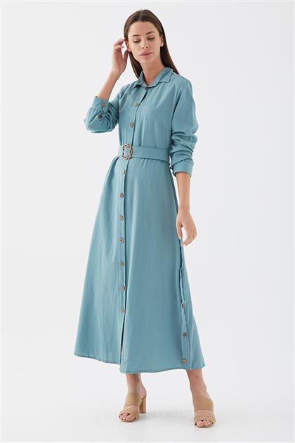 Elbise-Mint 111627-24