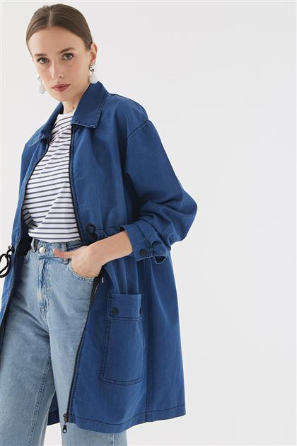 Jacket-Blue 111810-70