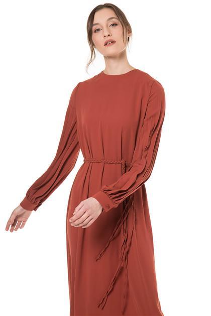 Tile Dress V20YELB17023