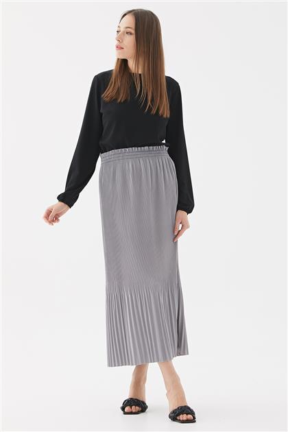 Skirt-Gray 117005-04
