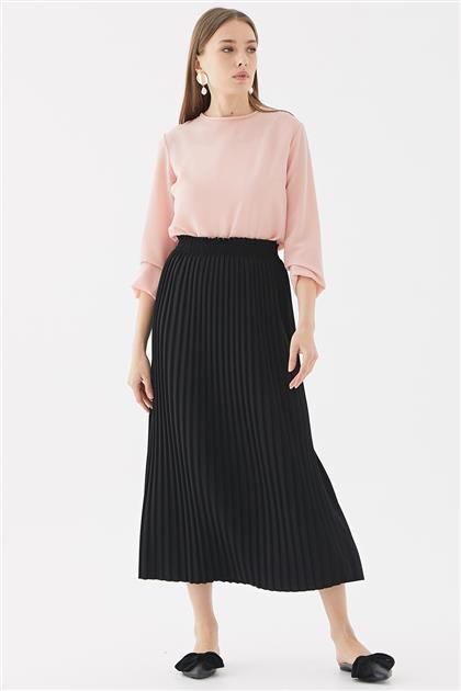 Skirt-Black 117004-01